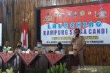 253 desa di Temanggung bentuk Kampung Siaga Candi untuk antisipasi COVID-19