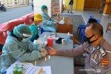 Jasa Raharja  gelar tes cepat COVID-19 di Samsat Kota Kupang