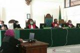 Lima kurir sabu-sabu divonis  16,5 tahun penjara