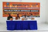 BKKBN Sultra gandeng Pokja Advokasi sosialisasikan 1000 HPK di Kolaka Timur
