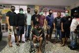 Polresta Padang tangkap pelaku copet di Angkot