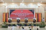 KPU Solok tetapkan nomor urut pasangan calon Wali Kota dan Wakil Wali Kota Solok