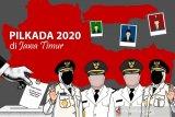 Ini hasil undian nomor urut peserta Pilkada Tuban 2020