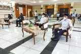Pengundian nomor urut Paslon Pilkada Kotabaru, terapkan protokol kesehatan