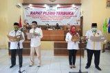 Pilkada Purbalingga,   pasangan Fauzi -Zaini nomor 1 dan Tiwi - Dono nomor urut 2