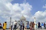 Arab Saudi hentikan penerbangan rute India terkait wabah COVID-19
