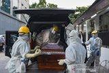 Seorang dokter usia 46 tahun di Riau meninggal karena COVID-19