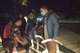 Polda Lampung dan Tim TNBBS tangkap pelaku penjualan gading gajah