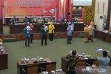 KPU Sambas lakukan pengundian nomor urut pasangan calon