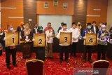 Begini empat pasang peserta Pilkada Kotim memaknai nomor urut mereka
