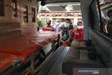 Pemkab Bartim dapat satu unit mobil ambulans  dari BRI