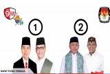 KPU Kalteng tetapkan nomor urut 1 Ben-Ujang dan Sugianto-Edy nomor 2