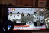Nomor urut paslon Pilkada Batam ditetapkan
