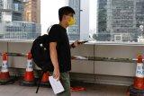 Aktivis Joshua Wong mengaku bersalah atas tuduhan berkumpul tanpa izin