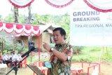 TPA regional Mamitarang diharapkan mampu tampung 312,29 ton sampah per hari