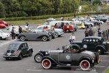 Mobil klasik akan kumpul dan berparade di Museum Toyota