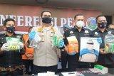 Polisi tembak mati bandar narkoba asal Aceh di Medan karena bawa 5 kg sabu