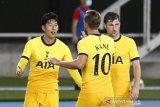 Tottenham Hotspur menang 3-1 atas Shkendija untuk melaju ke playoff