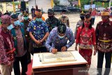 Pentingnya pembangunan bidang kerohanian bagi daerah, kata Bupati Lamandau