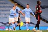 Manchester City susah payah singkirkan Bournemouth di putaran ketiga Piala Liga