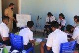 Sikka hentikan  kegiatan belajar mengajar di sekolah