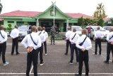 Dandim Muara Teweh lepas Caba PK TNI AD