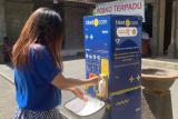 Bali terima bantuan fasilitas tempat cuci tangan di sembilan tempat wisata