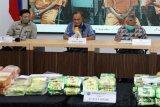 Selama September, BNN ungkap kasus barang bukti 87 kg sabu