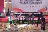 KPU Jabar tetapkan 25 paslon Pilkada 2020 di delapan daerah