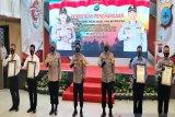 Kapolda Kalsel berikan penghargaan pengungkap 300 kg sabu-sabu