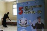Pasien positif COVID-19 di DIY bertambah 61 menjadi 2.458 orang