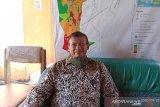 Masyarakat Barsel di sejumlah kecamatan diberikan penyuluhan cegah karhutla