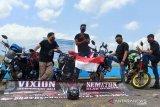 Klub motor VIB kampanyekan objek wisata Bali