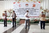 Dua paslon Bupati-Wakil Bupati Belu lakukan ikrar kampanye damai