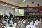 Pangdam XVII/Cenderawasih: Apel Dansat sebagai sarana komunikasi komandan satuan