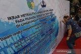 Ikrar netralitas  ASN pada Pilkada di Palu