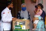 Baznas Temanggung bantu makanan tambahan pada 115 anak gizi buruk