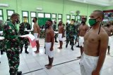 80 persen pemuda OAP lulus pendidikan Bintara prajurit TNI AD
