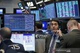 Wall Street ditutup menguat karena kenaikan kuat sektor teknologi