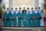 Kadis Perdagangan Sumbar Asben Hendri dikukuhkan sebagai Pjs wali Kota Solok