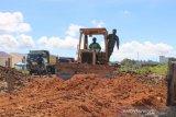 Satgas TMMD pacu pengerjaan pembangunan jalan 1.100 meter di Tarakan