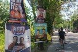 Pilkada 2020, KPU Makassar larang pemasangan APK di 26 titik strategis