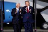 Barrett dicalonkan Trump sebagai hakim agung AS