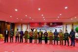 Gubernur Sultra mengukuhkan pejabat sementara Bupati Konawe Utara