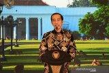 Presiden Joko Widodo resmikan jalan tol Manado-Bitung