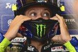 Valentino Rossi kembali positif COVID-19, Yamaha siagakan pebalap pengganti