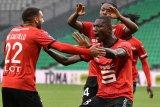 Rennes ambil alih puncak klasemen Liga Prancis