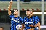Drama tujuh gol terjadi saat Inter Milan tundukkan Fiorentina 4-3
