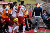 Sembilan pemain Monaco menundukkan Strasbourg 3-2