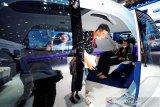 Mobil konsep di pameran otomotif internasional Beijing 2